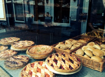 The Bakery for `VLAAI` at the Bisschopsmolen in Maastricht